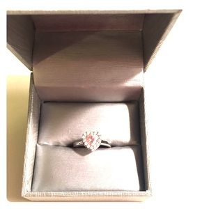 Kohl's size 7 fine jewelry sterling silver ring 💕